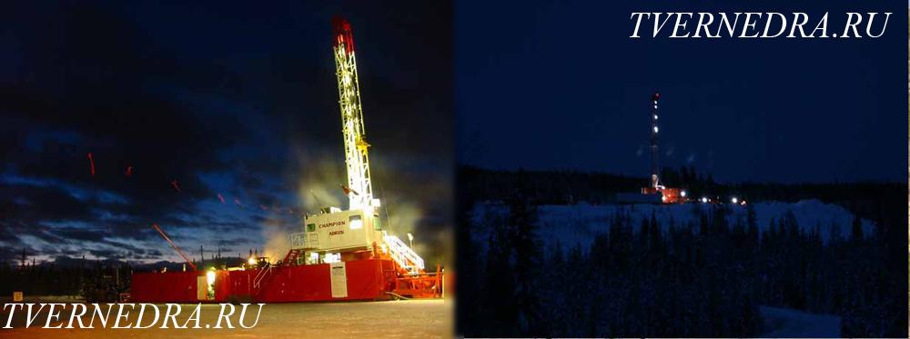 Месторождение нефти