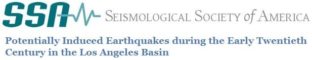 Сейсмологическая служба США: землетрясения в Америке спровоцировала нефтедобыча