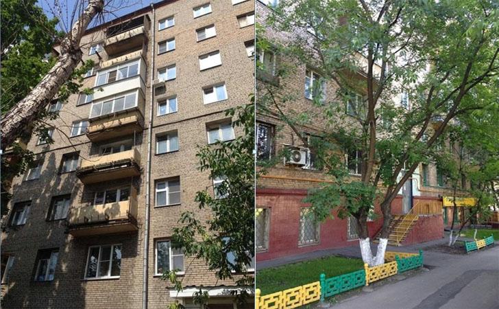 Купить квартиру в центре Москвы