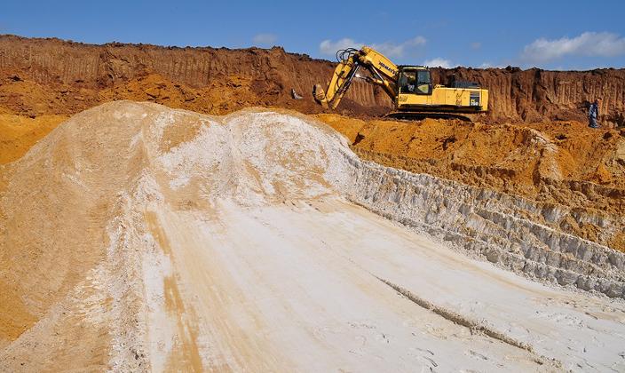 Купить месторождение кварцевого песка