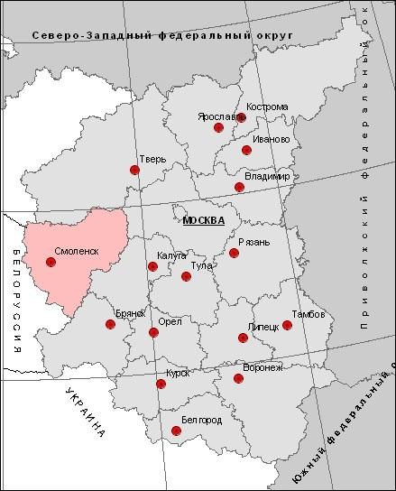 Месторождения тверской области