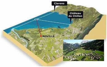 Добыча сланцевого газа в Швейцарии