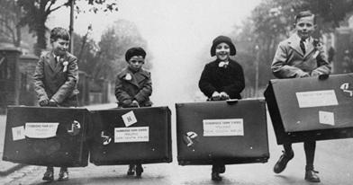 Отправка Английских детей за рубеж в качестве дешевой рабочей силы.