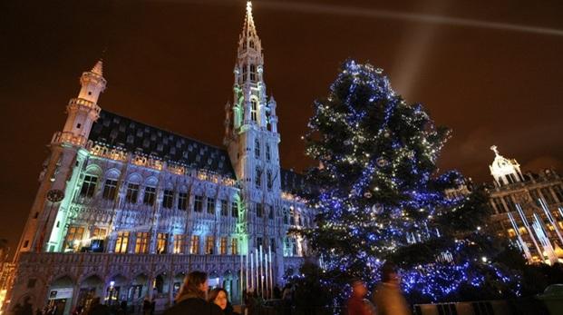 Рождество в Европе отметят без ёлки ?