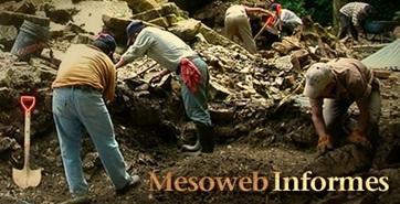 Гробница королевы воинов майя найдена