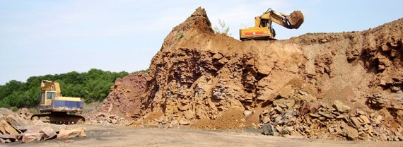Использование в промышленности глинистых пород.