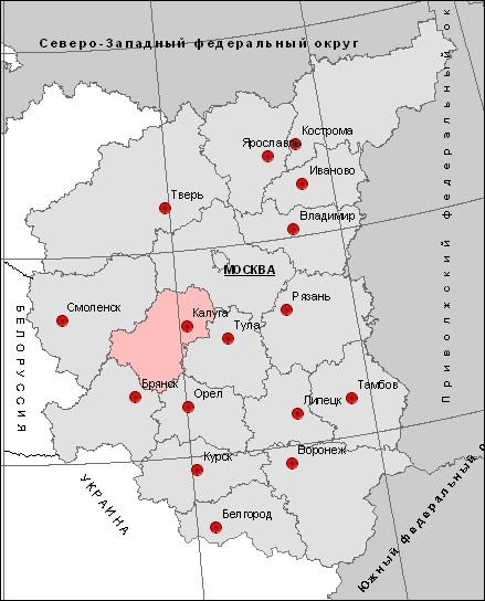 Месторождения калужской области