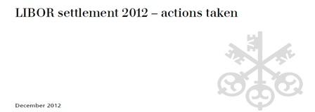 Банки мира. Афера на триллионы долларов 2012