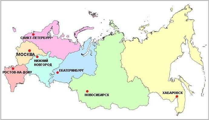 Карьеры России