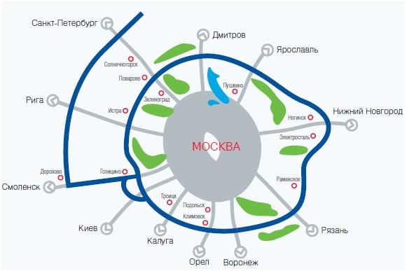 палату Московской области