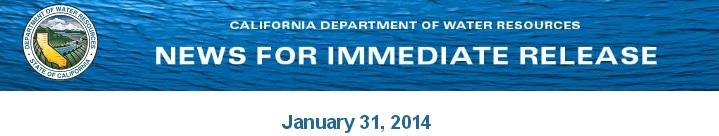 Экстремальная засуха в Калифорнии