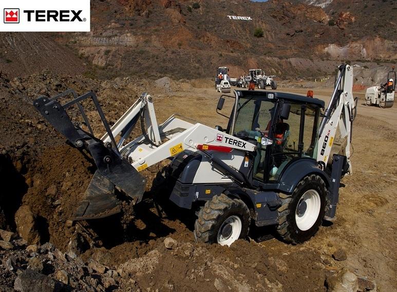 Карьерное оборудование для разработки месторождений (карьеров) глины.