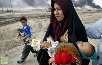 Ужасы войны: США и Великобритания использовали боеприпасы ставшие причиной врожденных дефектов у детей в Ираке