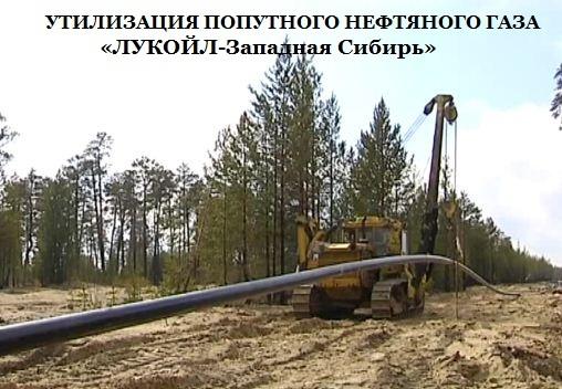 Попутный нефтяной газ в РФ. Текущая ситуация.
