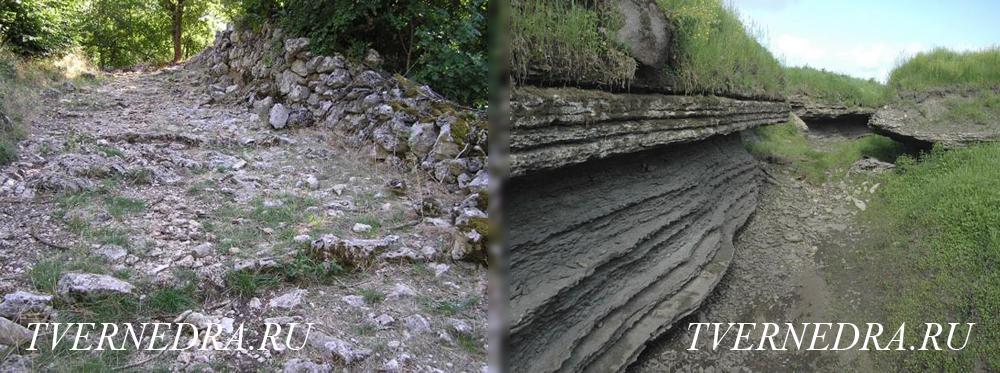 Месторождение строительного камня